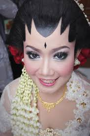 indonesian brides indonesian traditional wedding makeup clotho for