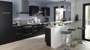 exemple de cuisine ouverte exemple cuisine ouverte gallery of cuisine et blanche au chic