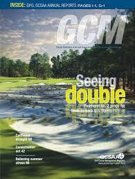 golf course management june 2014 by golf course management issuu