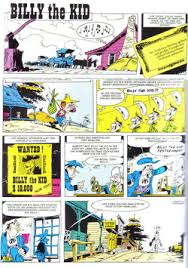 lucky luke comparison album version original version movie