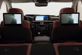lexus lx 570 interior tuning 2016 lexus lx 570 revealed major exterior interior styling