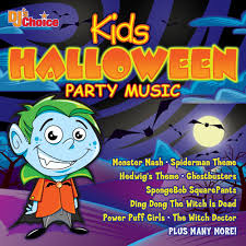 halloween kids cartoons dj u0027s choice dj u0027s choice kids halloween party music amazon com