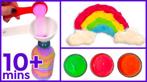 5 quick and easy colorful arty crafts for kids edible paint
