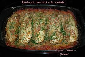 cuisiner les endives endives farcies à la viande croquant fondant gourmand