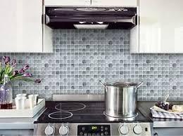 Backsplash Wallpaper For Kitchen Home Bathroom Kitchen Wall Decor 3d Sticker Wallpaper Tile Mono
