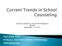 Counseling Code Of Ethics Philippines Current Trends In Counseling Ppt