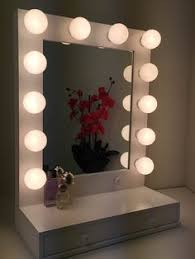 Amazon Vanity Mirror Lighted Makeup Mirror U0026 How To Make It Yourself Lighted Vanity