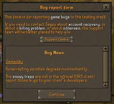 herb boxes osrs how do i submit a bug report in old runescape u2013 support