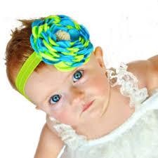 baby girl hair simple baby headbands archives sally