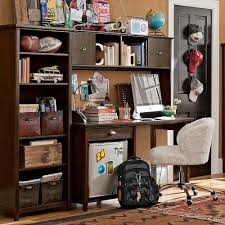 Bookshelves For Boys by Study Space Inspiration For Teens