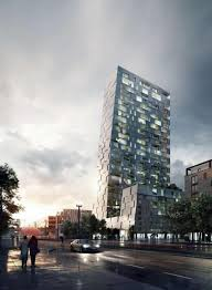 porsche design tower construction frankfurt porsche design residential tower 100m 29 fl pro