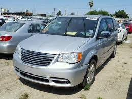 auto bid auction 2011 chrysler town cou 3 6l 6 for sale at copart auto auction