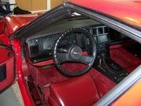 1992 Corvette Interior 1985 Chevrolet Corvette Interior Pictures Cargurus