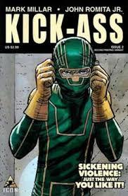 Hit The Floor Kickass - kick comic book wikipedia
