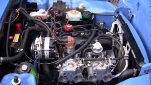 renault 12 gordini r12 gordini vapeur d u0027essence dans les weber 45dcoe spoilt43