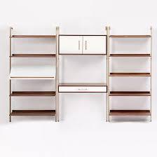 How To Make A Corner Bookshelf Bookcases U0026 Shelving West Elm