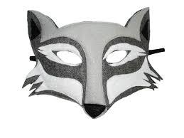 wolf mask template eliolera
