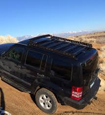 2012 jeep liberty light bar roof rack for 08 12 jeep liberty kk u2013 at the helm fabrication
