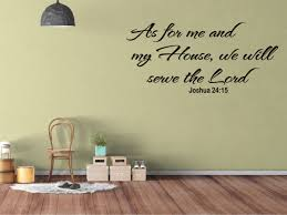 wall art decals christian color the walls of your house