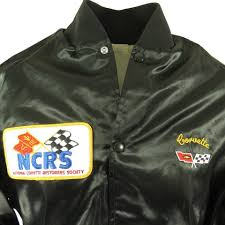 corvette racing jacket corvette leather jacket caffection