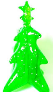 Large Inflatable Christmas Decorations Uk by Inflatable Christmas Tree 140cm Tall Comes With Glow In The Dark
