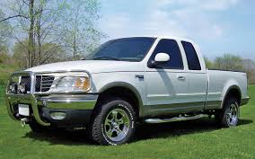 2001 ford f150 supercrew cab ford f 150 supercrew 4 door 2001 2003 thunderform custom amplified