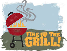 Backyard Bbq Grills by Backyard Bbq Grill Party Royalty Free Cliparts Vectors And Stock