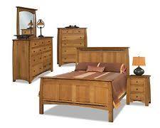 Arts And Craft Bedroom Furniture Arts Crafts Mission Style Bedroom Furniture Sets Ebay