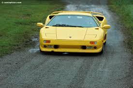 97 lamborghini diablo 1997 lamborghini diablo image chassis number za9ru37b8vla1z724