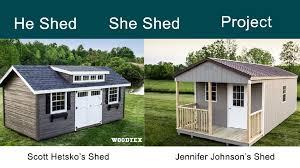 she shed he shed she shed wham