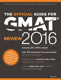the official guide for gmat review 2016 1 edition buy the