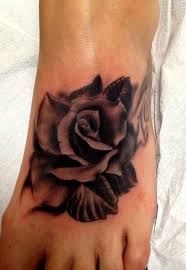 10 foot rose tattoo designs pretty designs