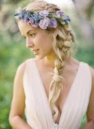 coiffure mariage boheme coiffure naturelle pour mariage coiffure en image
