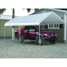 10x20 Garage 10ft X 20ft Portable Carport Garage Canopy Tent Car Boat Pop Up