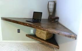 Corner Laptop Desk Floating Corner Desks Medium Size Of Foot Computer Desk Desk With