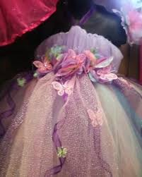 Pink Butterfly Halloween Costume Monarch Butterfly Tutu Dress Fairy Themed Birthday Party