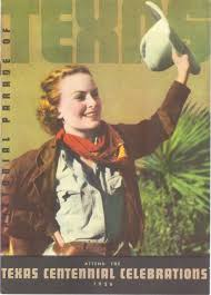 centennial celebration souvenir booklet texas centennial exposition postcards