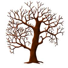 brown tree simple tree drawings free best simple tree drawings on