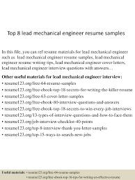 Resume Format For Mechanical Resume For Fresher Mechanical Engineer Sample Resume For Fresher