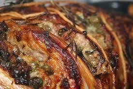 recette cuisine juive food cuisine du monde recette d épaule d agneau farcie