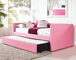 Sofa Bed American Furniture Pink Lindsey Daybed With Trundle All American Furniture