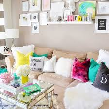 Best HOME Light Bright  Airy ROOMS  Images On Pinterest - Bright colors living room