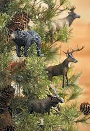 these ornaments for a wildlife tree crafts