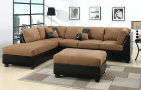 Chaise Lounge Sectional Microfiber Sectional With Chaise Sofa Lounge Small Leather Bikas