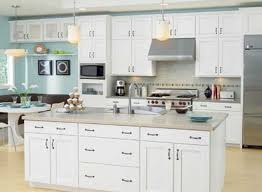 White Kitchen Furniture White Kitchen Cabinets How To Realize This Design Kitchen