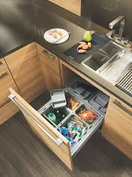 mülltrennsystem küche küche linee in eiche mit mülltrennsystem biomöbel bonn