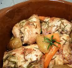 cuisiner un poulet roti poulet rôti au romarin la recette facile par toqués 2 cuisine