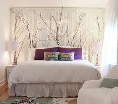 ideas for using branches as indoor decor here placed behind a