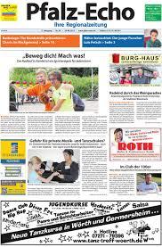 Vg Bad Bergzabern Pfalz Echo 34 2012 By Pfalz Echo Issuu
