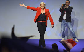 Marine Le Pen Who Will Vote For Marine Le Pen The Issues That Could Divide The